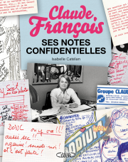 CLAUDE FRANÇOIS, SES NOTES CONFIDENTIELLES