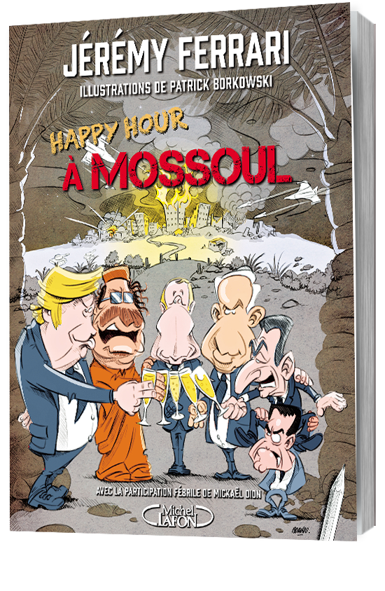 HAPPY HOUR À MOSSOUL